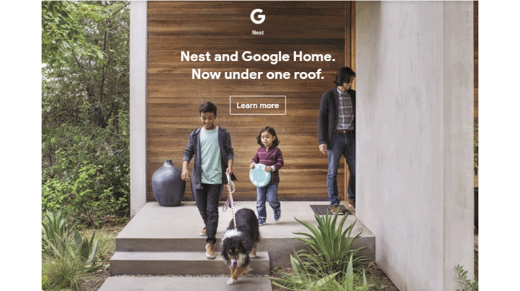 Google Store for Nest helpful home