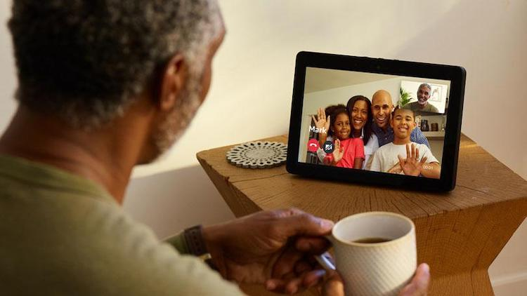 Alexa Echo Show for Seniors