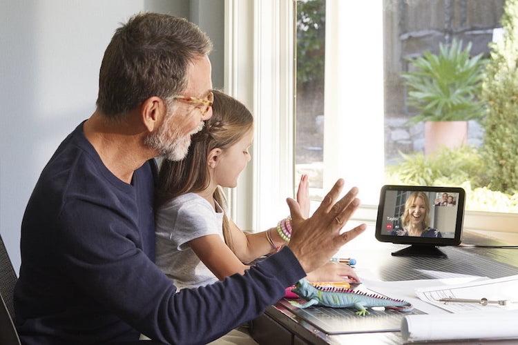 Amazon Echo Show For Seniors Communication